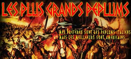 plus grands peplums