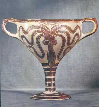 coupe mycenienne