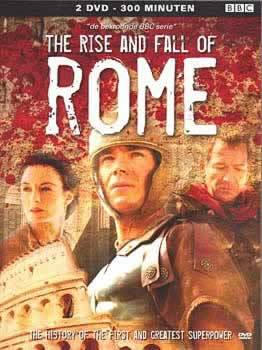 rise and fall of rome
