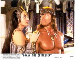 conan destructeur - film