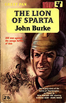 livre lion of sparta