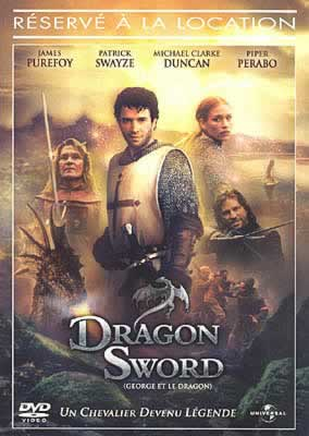 dragon sword - george et le dragon
