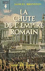 chute empire romain - harry wittington